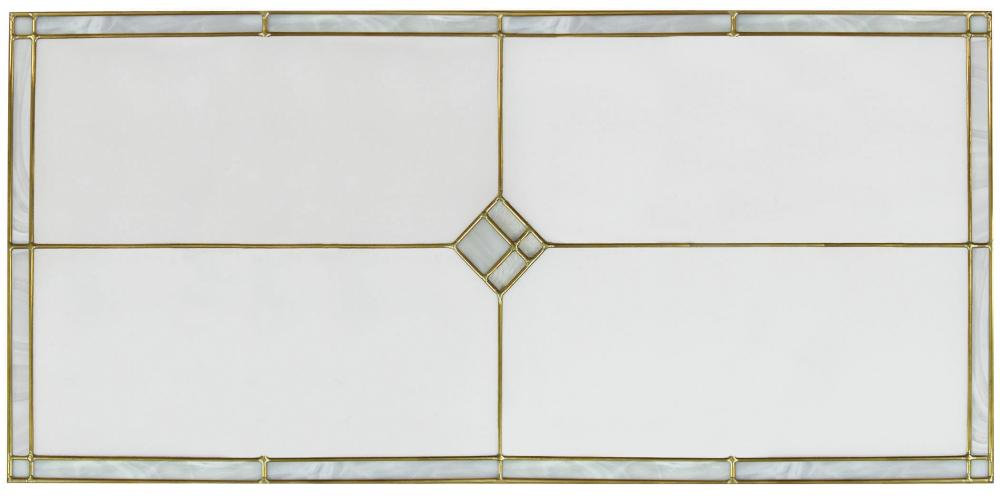 Regal Glass, Decorative Fluorescent Panel Wh : SKU V801-reg16-wh