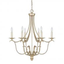 Capital 4726WG-000 - 6 Light Chandelier
