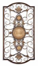 Uttermost 13476 - Uttermost Micayla Large Metal Wall Art