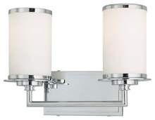 Minka-Lavery 3722-77-pl - 2 Light Bath