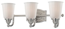Minka-Lavery 6453-84 - 3 Light Bath