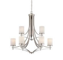 Savoy House 1-331-9-SN - Colton 9 Light Chandelier