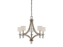 Savoy House 1-7153-5-272 - Filament 5 Light Chandelier