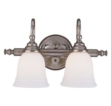 Savoy House 1062-2CH - Brunswick 2 Light Bath Bar
