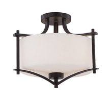 Savoy House 6-334-2-13 - Colton 2 Light Semi-Flush