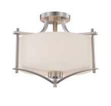 Savoy House 6-334-2-SN - Colton 2 Light Semi-Flush