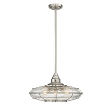 Savoy House 7-573-3-SN - Connell 3 Light Pendant