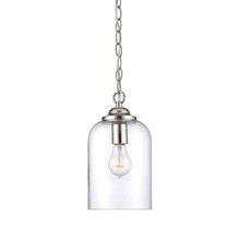 Savoy House 7-700-1-109 - Bally 1 Light Pendant