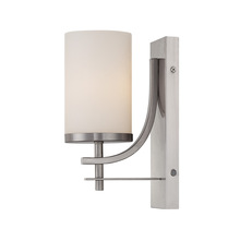 Savoy House 9-337-1-SN - Colton 1 Light Sconce