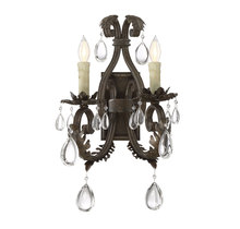 Savoy House 9-5317-2-8 - Chastain 2 Light Sconce