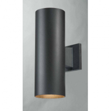Volume Lighting V0965-5 - Black Top Cover
