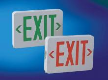EXIT/ EMERGENCY LIGHT