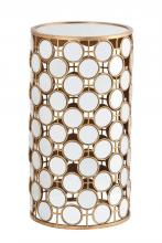 Mariana 151011 - Bubbles Table Tall - Gold