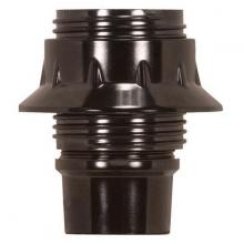 Satco Products Inc. 80/1094 - Candelabra European Style Sockets, 4 Piece, Full Uno Thread and Ring