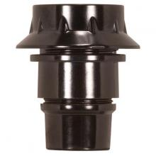 Satco Products Inc. 80/1095 - Candelabra European Style Sockets, 4 Piece 1/2 Uno Thread and Ring
