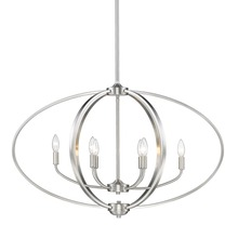 Golden 3167-LP PW - Linear Pendant