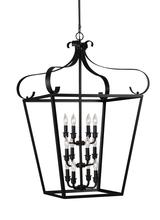 Sea Gull 5119412EN-839 - Twelve Light Hall / Foyer