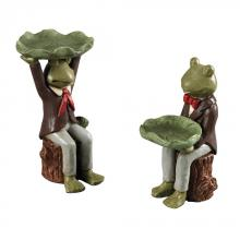 Sterling Industries 93-19328/S2 - Scout Frog Keepsake Dishes
