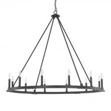 Capital 4912BI-000 - 12 Light Chandelier