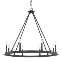Capital 4918BI-000 - 8 Light Chandelier