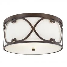 Capital 8073BB - 3 Light Ceiling