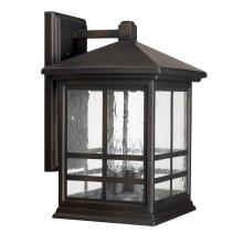 Capital 9913OB - 4 Light Wall Lantern