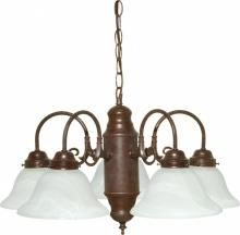 Nuvo 60/1291 - 5 Light Chandelier