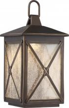 Nuvo 62/811 - Roxton 1 Light Outdoor Sm Lantern