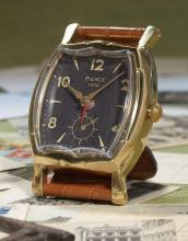 Uttermost 06075 - Uttermost Wristwatch Alarm Square Pierce