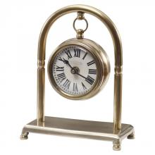 Uttermost 06431 - Uttermost Bahan Brass Table Clock