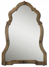 Uttermost 07632 - Uttermost Agustin Light Walnut Mirror