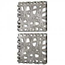 Uttermost 07676 - Uttermost Alita Squares Wall Art S/2