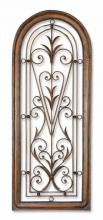 Uttermost 13205 - Uttermost Cristy Petite Metal Wall Art