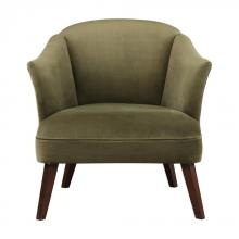 Uttermost 23321 - Uttermost Conroy Olive Accent Chair