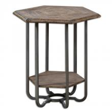Uttermost 24378 - Uttermost Mayson Wooden Accent Table