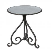 Uttermost 24380 - Uttermost Poloa Mirrored Accent Table