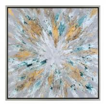 Uttermost 34361 - Uttermost Exploding Star Modern Abstract Art