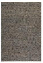 Uttermost 71001-8 - Uttermost Tobais 8 X 10 Rescued Leather & Hemp Rug