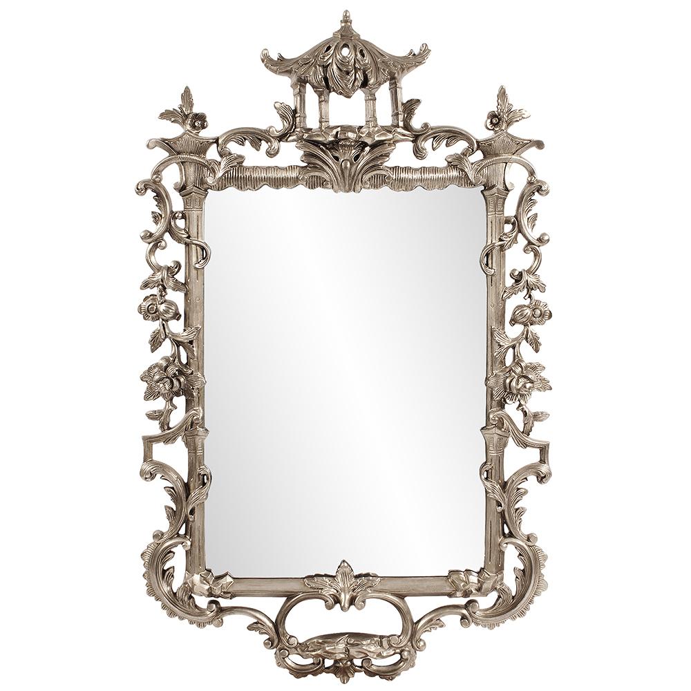 Howard Elliott Paa Ornate Mirror