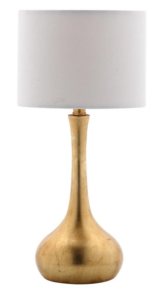 One light gold leaf table lamp 140029 lighting emporium one light gold leaf table lamp aloadofball Images